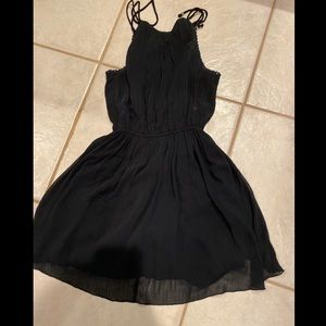 A&F Navy Dress